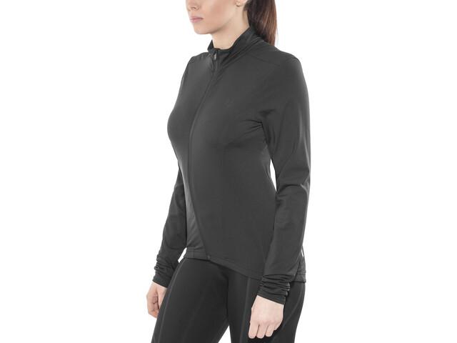 86f7d0832 Bontrager Velocis Thermal Long Sleeve Jersey Unisex Black günstig ...
